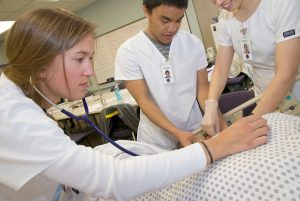Nursing Program at St. Olaf College