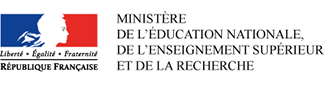 Logo: French Ministry of Education