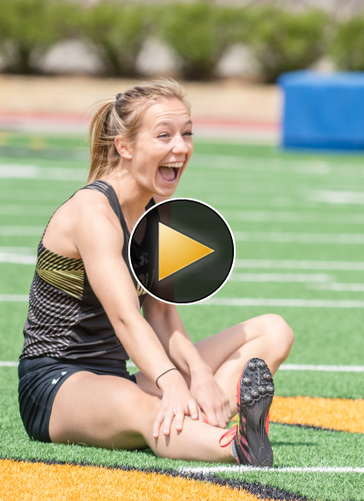Track Women's Video