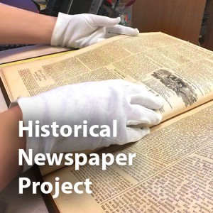 Historical Newspapers 1