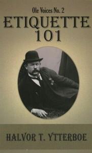 Book, Ole Voices No. 2: Etiquette 101