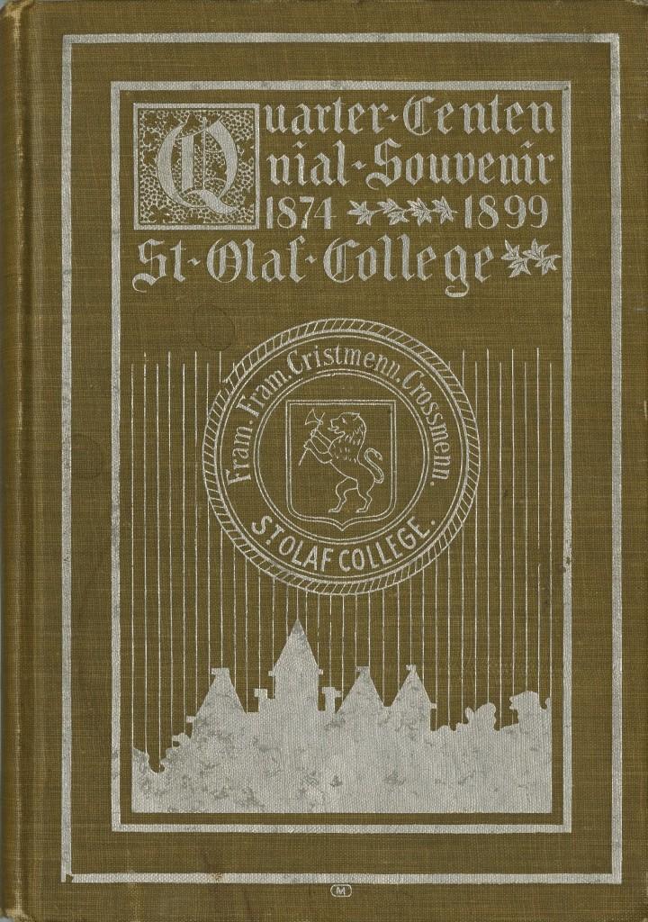 Quarter-Centenial Souvenir