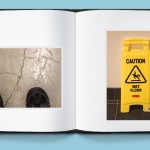 Photo Book: wet floor sign