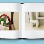 Photo Book: white drain pipe