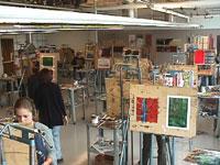 The John Maakestad Painting Studio, Center for Art and Dance