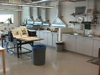 The Jan Shoger Printmaking Studio, Center for Art and Dance