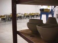 Ceramic Studio, Center for Art and Dance