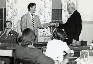 bio club 1952-53