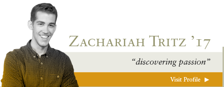 Zachariah Tritz '17