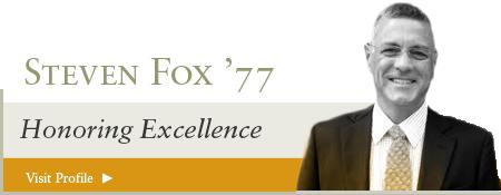 Steven Fox '77