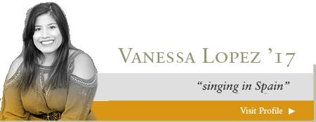 Vanessa Lopez '17