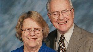 Dale and Sonya Pedersen Margerum '52