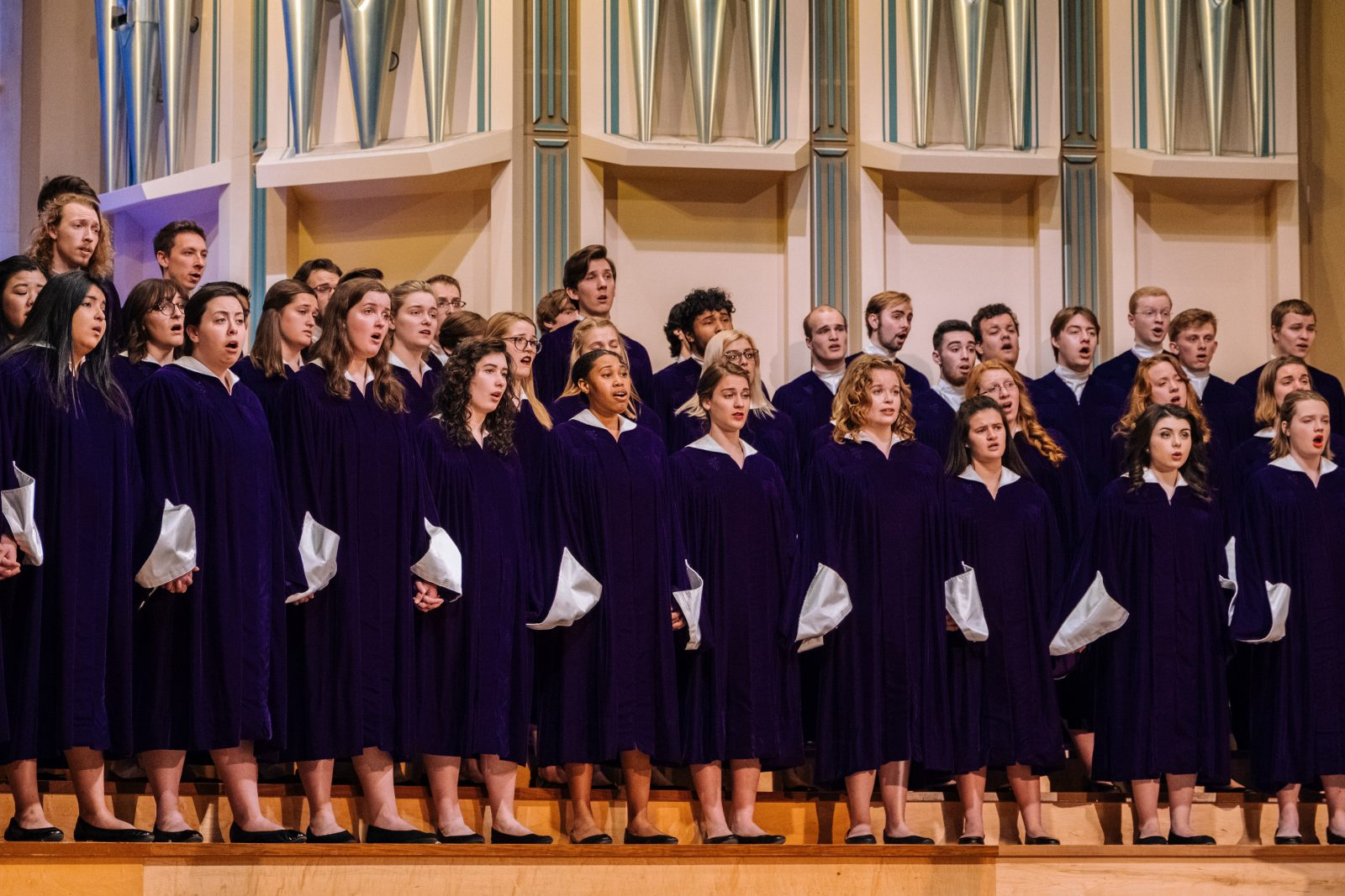 St Olaf College Christmas Concert 2020 Performance Calendar – St. Olaf Choir