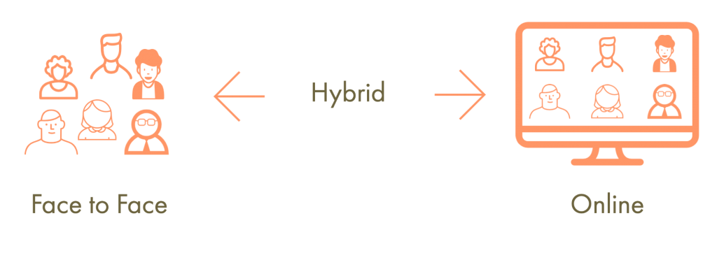 Models for Hybrid and Online Teaching – Center for Innovation in the  Liberal Arts