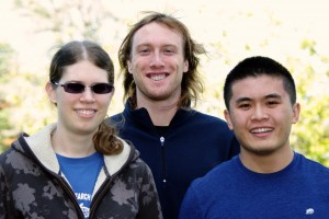 CIR Fellows: Elaine Rood, Eric Varley, Charlie Li