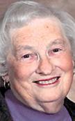 Ellen Perkins Keuseman - 1945, Death