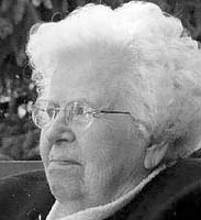 Lucille Stubkjaer Larson - 1940, Death