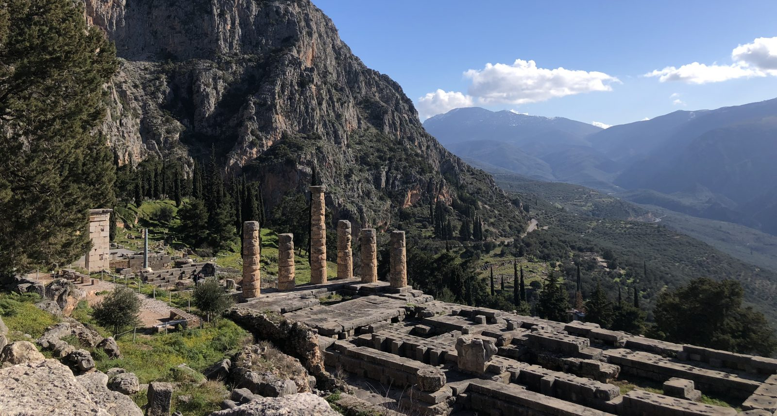 Greece 2019 Carly Challgren 4 Delphi