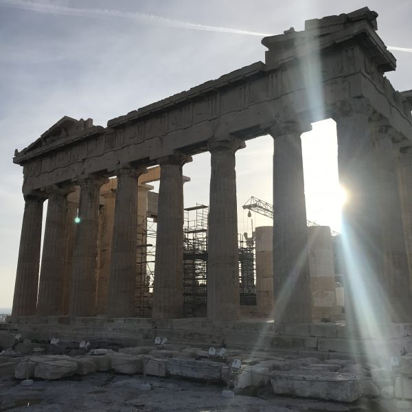 Greece 2019 Kara Anderson1 Parthenon