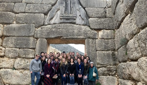 Greece 2019 Kara Anderson6 Mycenae group