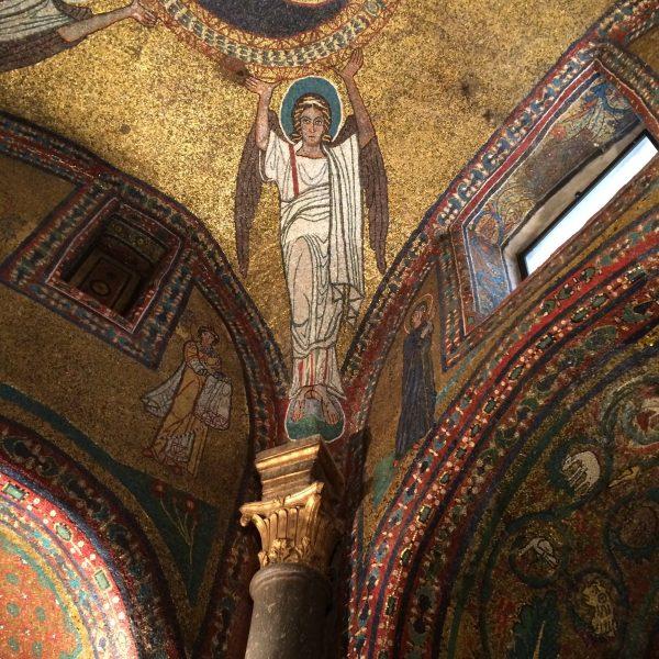 Santa Prassede Mosaics