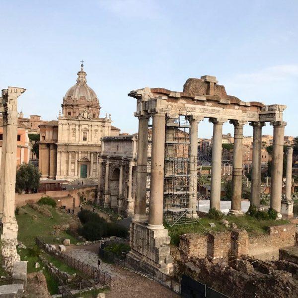 The Roman Forum(1)