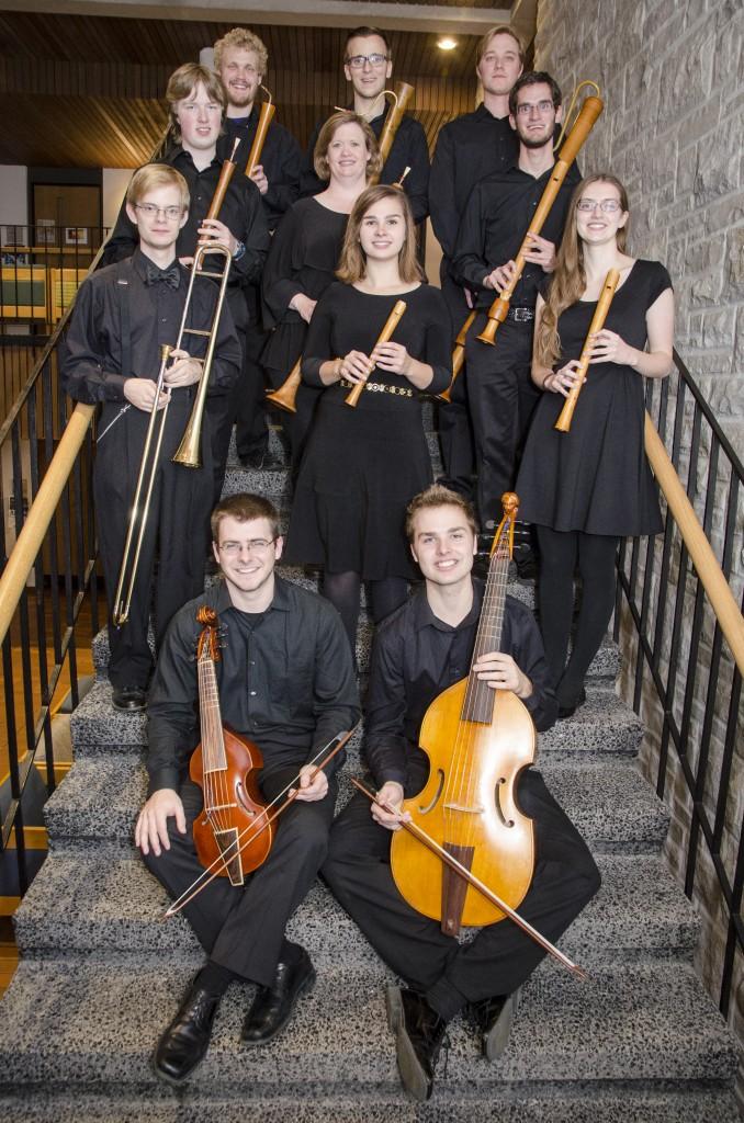 Collegium Musicum 2014-15