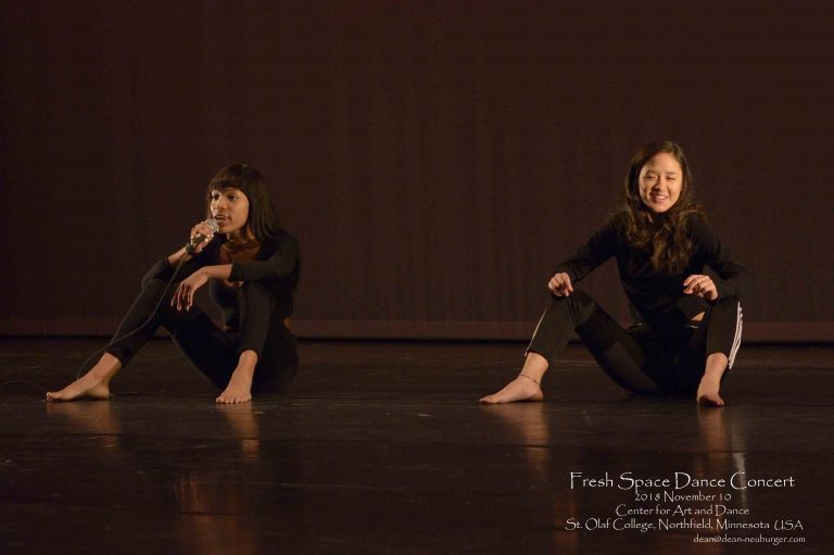 Fresh Space Dance Concert, 2018 November 10, Center for Art and