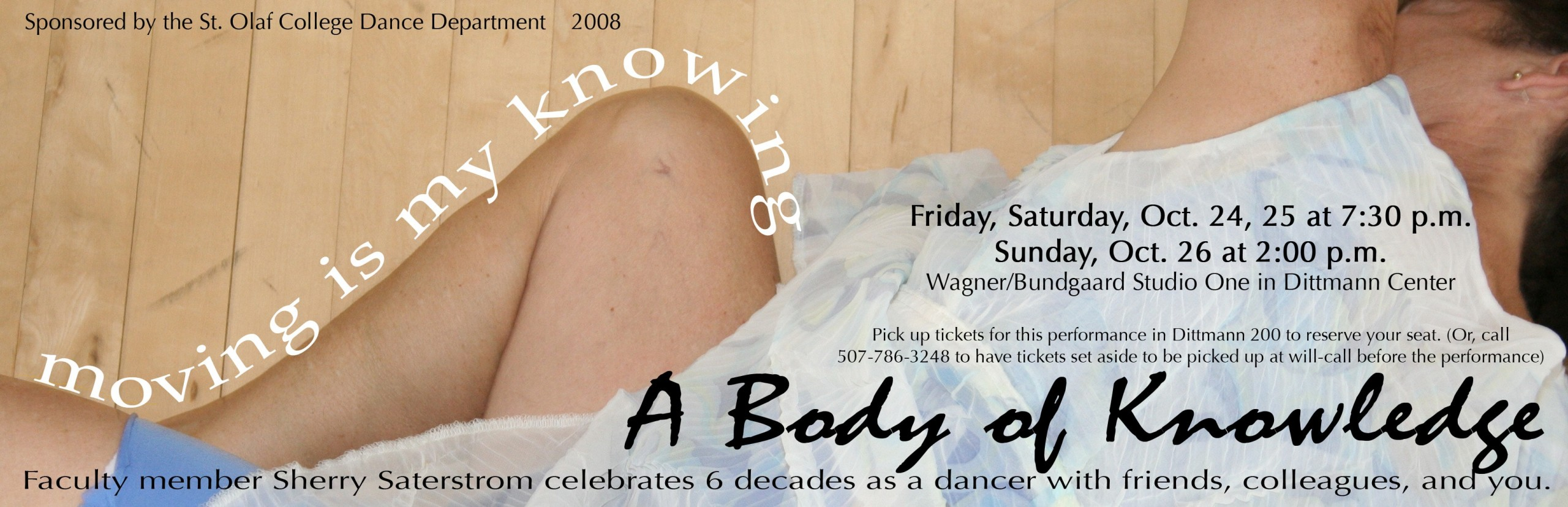 2008-09_dance_faculty_Body of Know. Posters-min