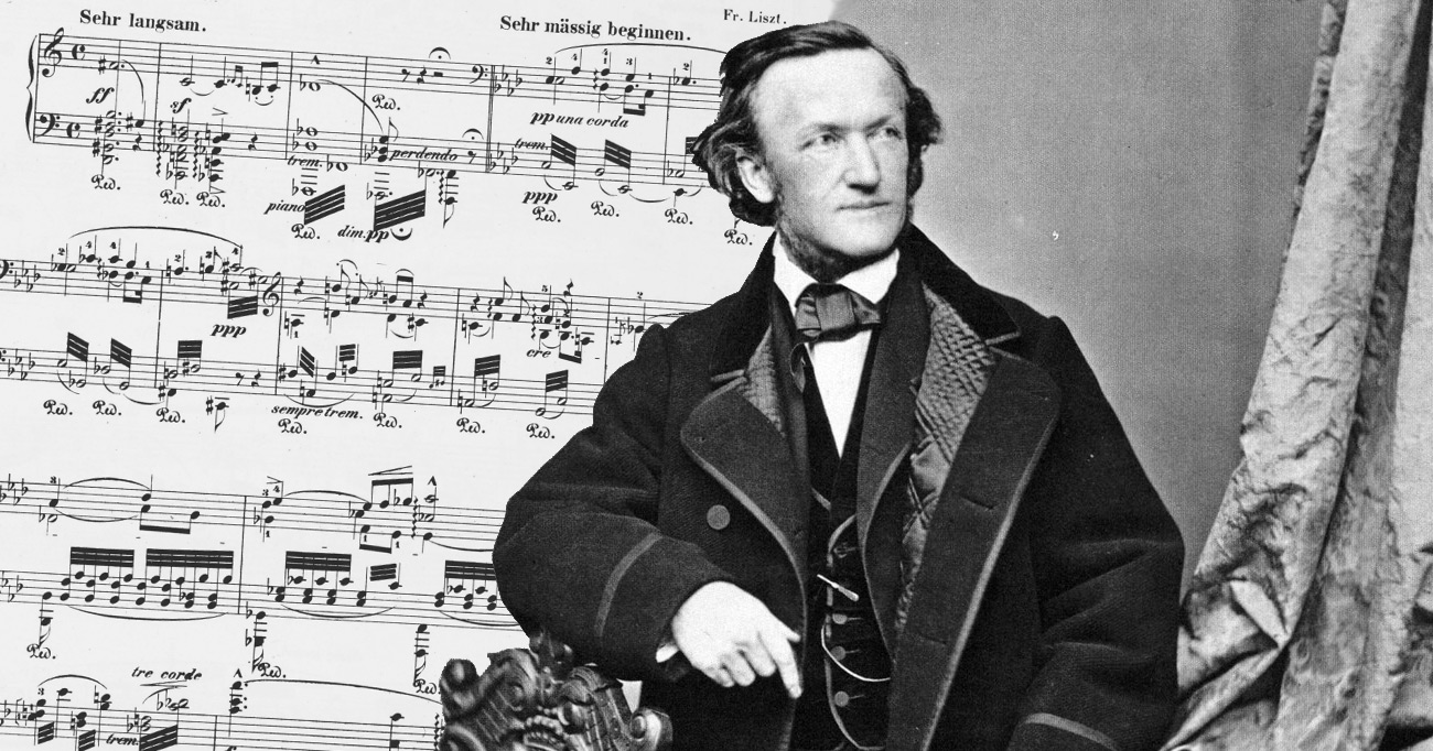 A Visual Representation of Wagner's Music