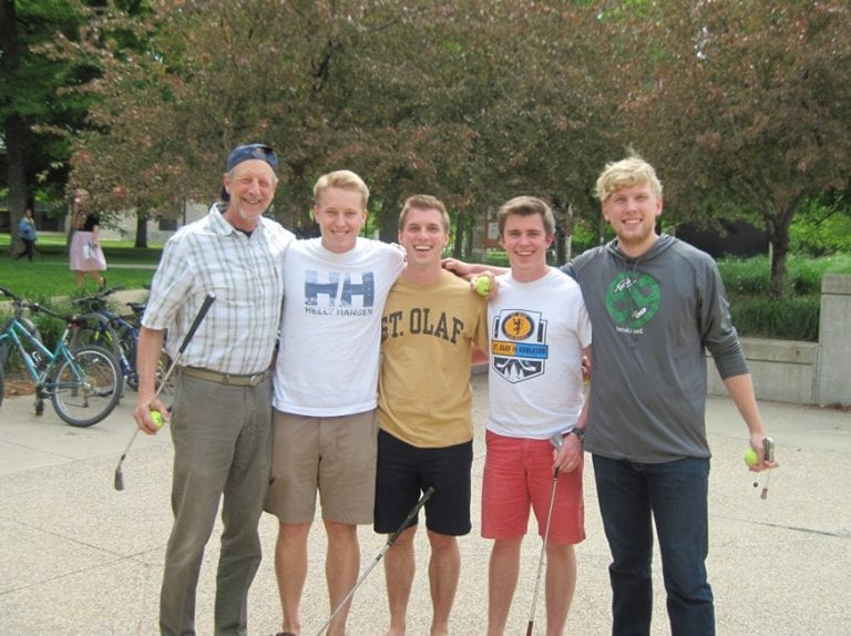 Team Mare Balticum – Steve Soderlind, Will Haines, Joe Breisemiester, John Bruer, and Carl Graefe
