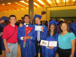 Picture 1-Cut IP, Luis Coronel, Miles Carney, Georgeann Byrd, cut YM