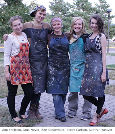 St. Olaf Art Apprentices