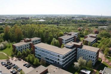 University of Flensburg Campus