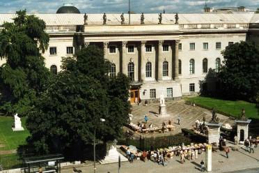 Main Building, Humboldt University
