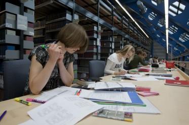 Students at University of Konstanz