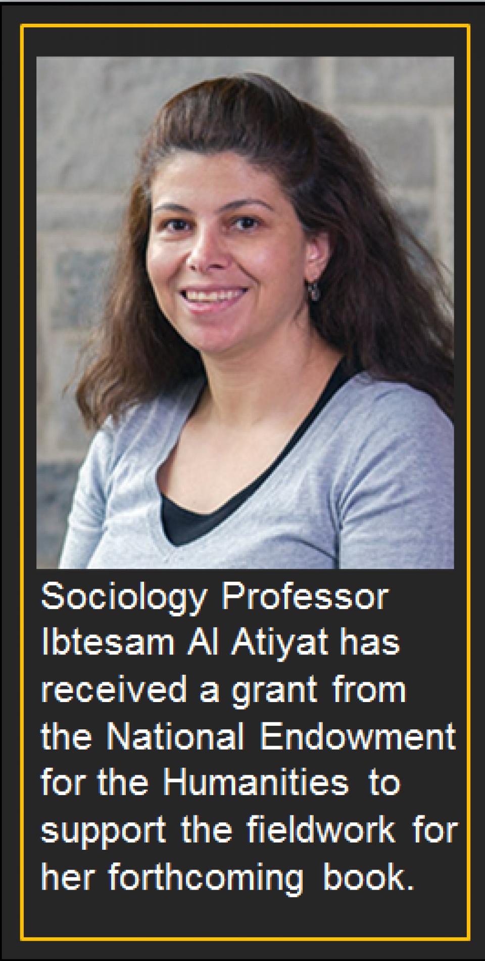 Prof. Ibtesam Al Atiyat