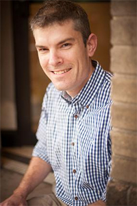 Headshot of Dan Riehle-Merrill