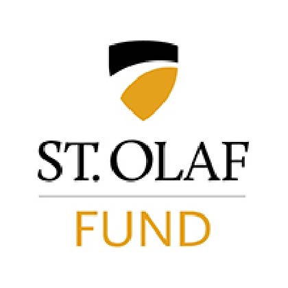 St. Olaf Fund Primary Vertical Logo