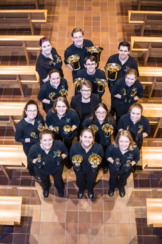 St Olaf Handbell Choir 15-16