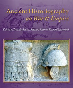 Ancient Historiography cover1.indd