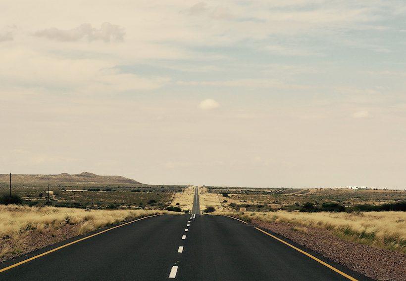 Namibian Highway