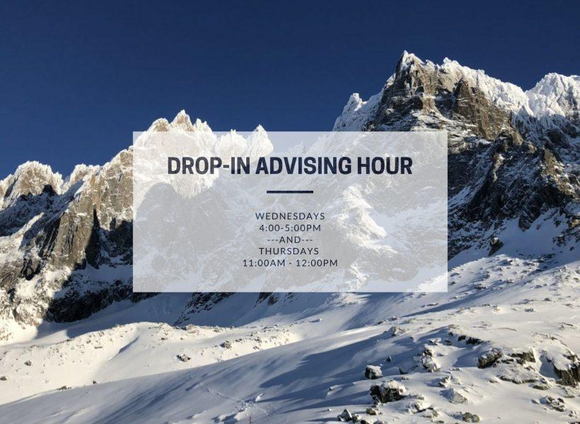 Drop-in Advising (2)