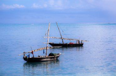 A Sea of Blue by Mei Yi Chen '20