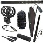 Rode Shotgun Mic Kit