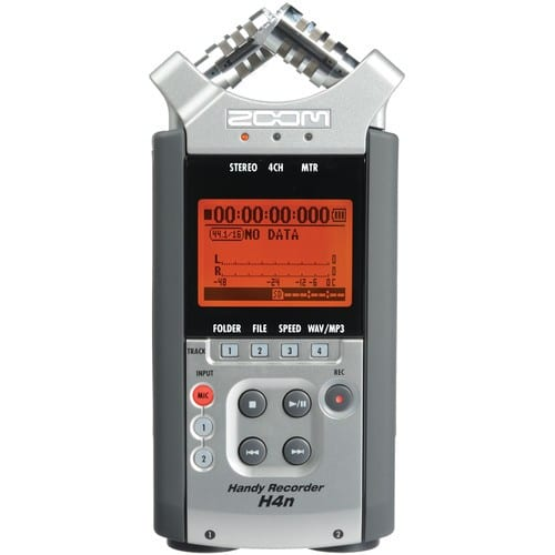 Zoom H4 Audio Recorder