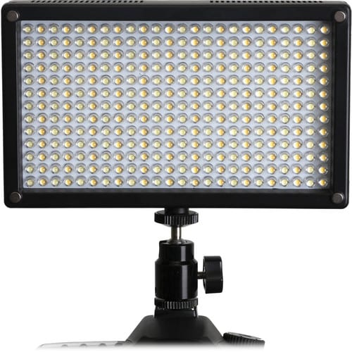 Genaray LED On-Camera Light