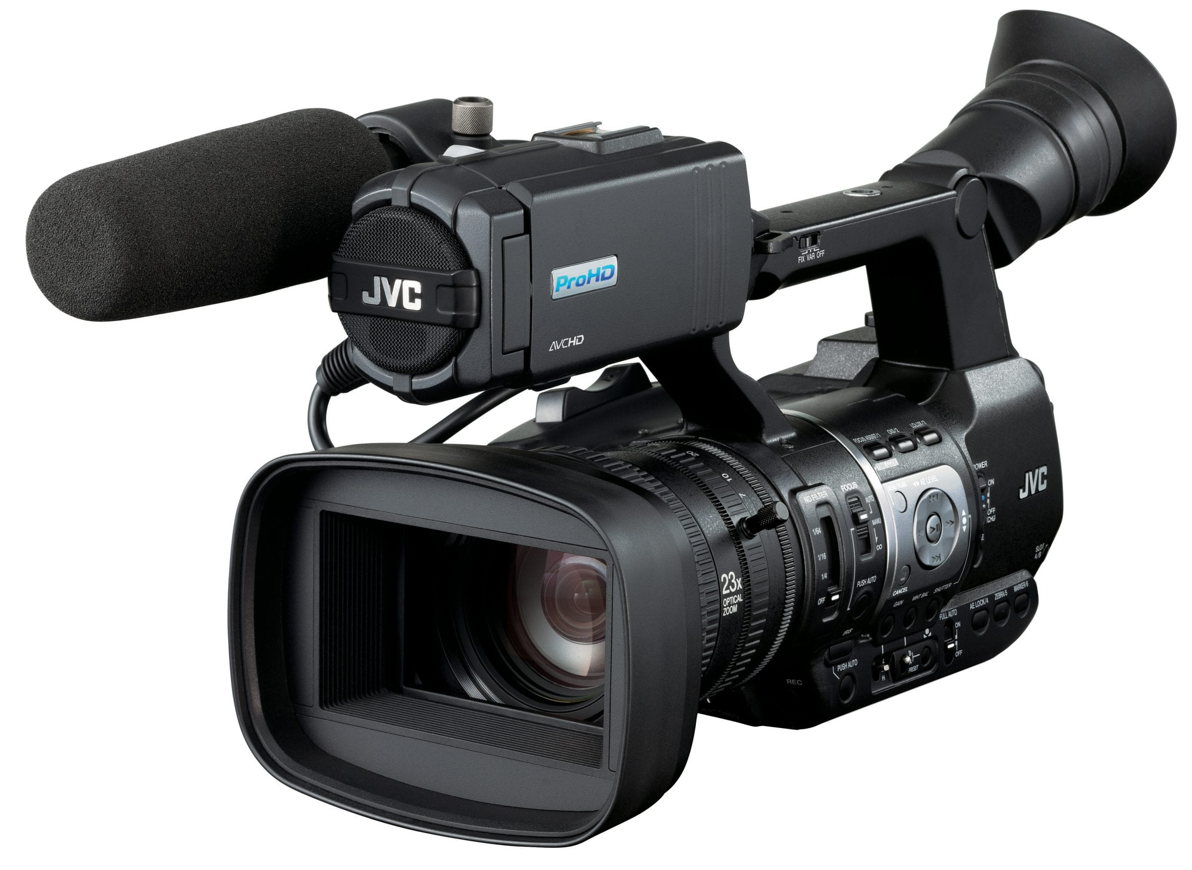 JVC ProHD Video