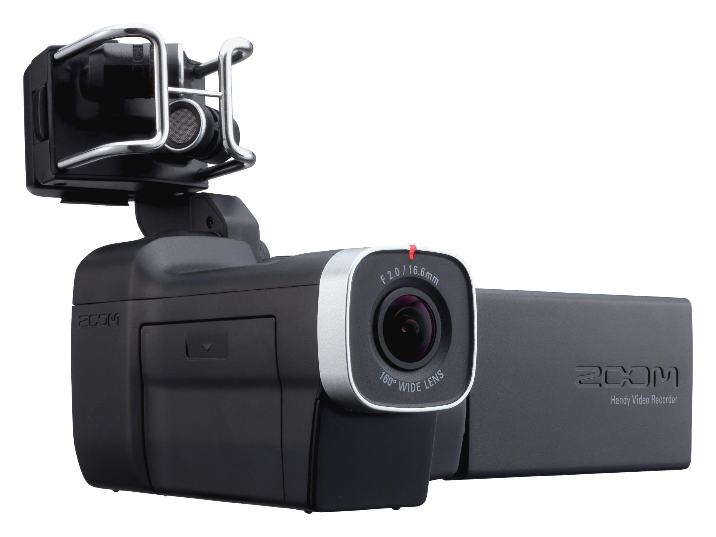 Zoom Q8 Video