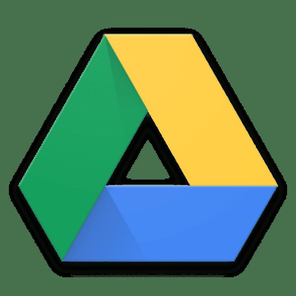 Google Drive icon.